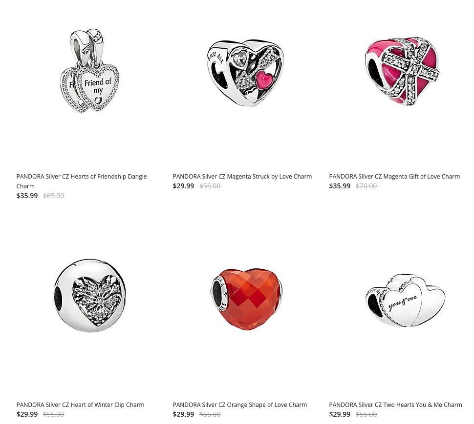 И действительно, новинок добавилось много — особенно из прошлых коллекций  ко дню святого Валентина. 78f5d4ed006