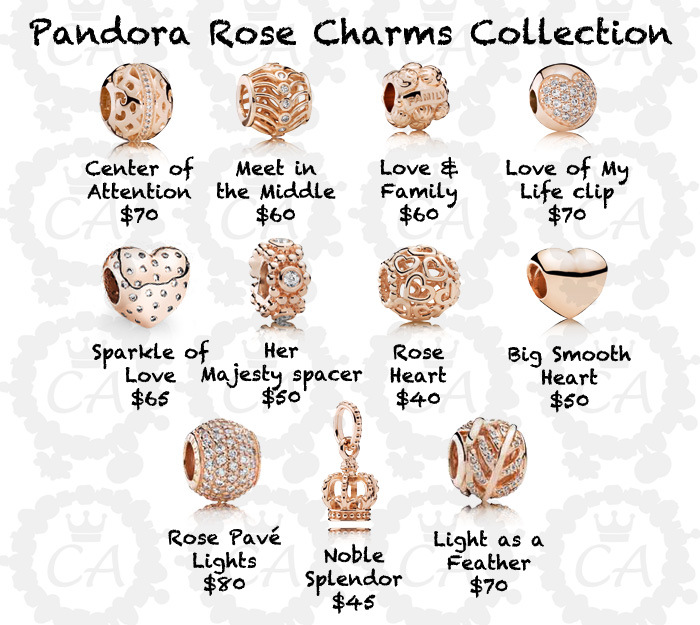 pandora-rose-collection-charms